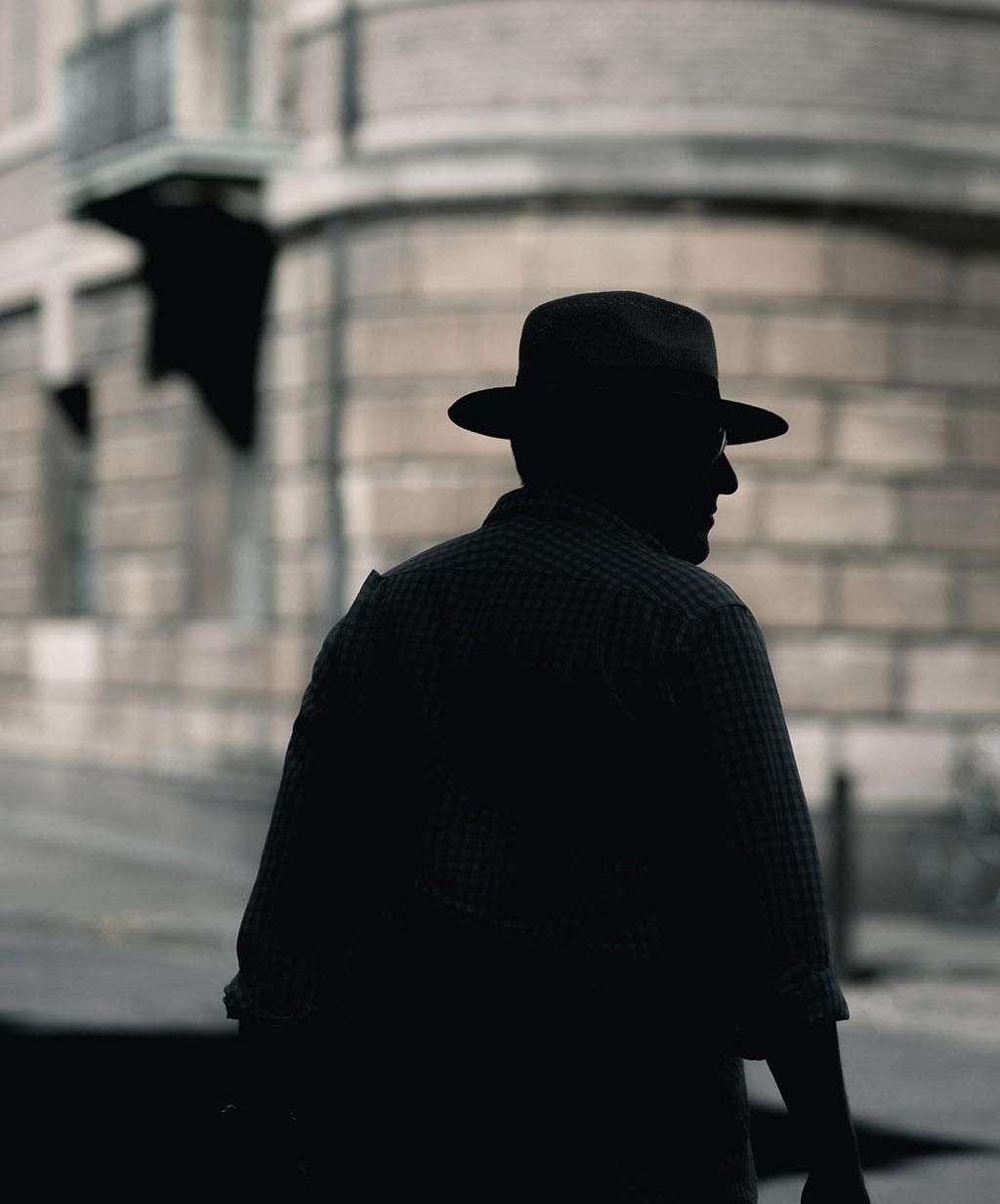 límites de un detective privado