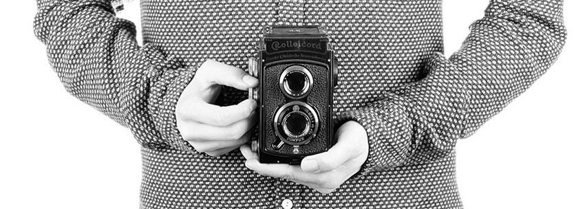 Investigaciones con cámaras antiguas